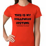 This is My Halloween Women's T-shirt
