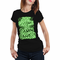Just Give Me The Damn Candy Glow in the Dark Women's T-Shirt