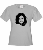 Jon Snow Face Women's T-Shirt