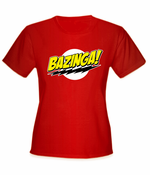 Bazinga Women's T-Shirt