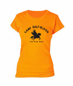 Camp Half-Blood Long Island Sound Girl's T-Shirt