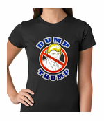 Dump Trump Women's T-shirt