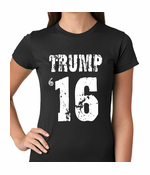 Trump '16 Trump for President Women's T-shirt