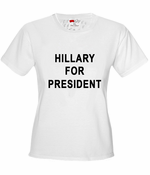 I'm Ready For Hillary Women's T-Shirt