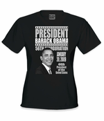 "Obama ""Newspaper"" T-Shirt"