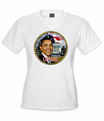 "Obama ""White House Glory"" T-Shirt"