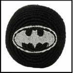 Official Batman Hacky Sack (Black/Silver)