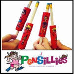 Pensillies - Silly Foam Pencil Grips