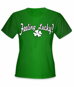 Feeling Lucky Women's T-Shirt
