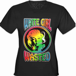 Marilyn Monroe White Girl Wasted Women's T-Shirt
