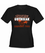 Zombie Response Team Women's T-Shirt