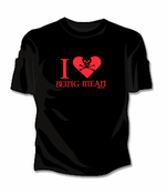 I Love Being Mean Women's T-Shirt
