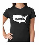 America is Home Women's T-Shirt