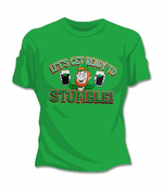 """Let's Get Ready To Stumble!"" Women's T-Shirt"