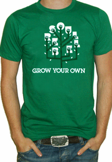 Soul Rebel Grow Your Own T-Shirt