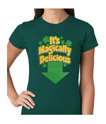 It's Magically Delicious Funny Women's T-Shirt