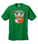 What Does The Fox Say? Ring-Ding-Ding-Ding Kids T-Shirt