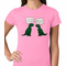 I Love You This Much T-Rex Women's T-shirt
