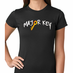 Major Key To Success Emoji Women's T-shirt