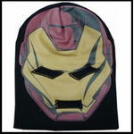 Ironman Costume Ski Mask