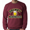 Drunky McDrunkerson Adult Crewneck