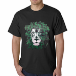 Pot Leaf Lion Men's T-shirt