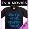 Women's TV & Movie T-Shirts