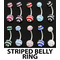 Striped Ferido Belly Rings (2 Pack Assorted)