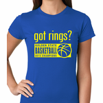 Got Rings? Golden State 2015 Basketball Champs Women's T-shirt