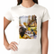 Mother Bear at the Cabin Women's T-shirt
