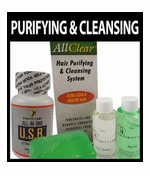 Purifying and Cleansing