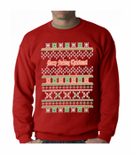Ugly Sweater Merry F*cking Christmas Crewneck