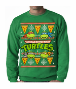 Teenage Mutant Ninja Turtles Sweater Crewneck