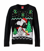 Official Peanuts Snoopy Youth Ugly Christmas Sweater