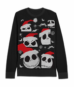 Official Jack Nightmare Before Christmas Sweater