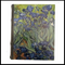 Diversion Safe - Van Gogh Iris Painting Book Safe (Large)
