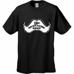 10 Cent Mustache Rides Men's T-Shirt
