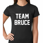 Team Bruce Women's T-shirt