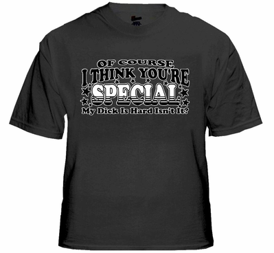 I Think Your Special Men's T-Shirt
