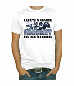 Roller Hockey Is Serious T-Shirt