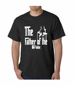 The Father of the Bride Funny Men's T-shirt