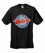 World's Greatest Uncle Vintage Men's T-Shirt