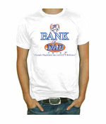 Bank Of Dad Mens T-Shirt