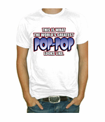 Worlds Greatest Pop-Pop T-Shirt
