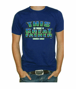 What A Great Father Looks Like T-Shirt