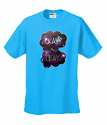 Galaxy Design Okay Okay Quote from The Fault in Our Stars T-Shirt