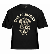Sons of Anarchy Biker Shirt