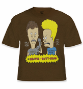 Beavis and Butthead Who is This! Vintage T-Shirt