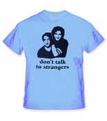 Don't Talk To Strangers From the Hit Sitcom Perfect Strangers T-Shirt