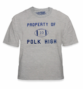 "AL Bundy ""Polk High #33 Vintage Married With Children T-Shirt"
